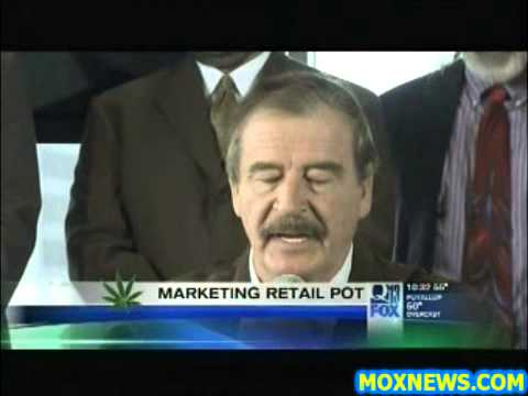 Billionaire And Mexican President Announce Plans To Open Retail Marijuana Stores Around The World!