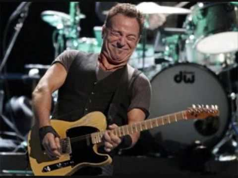Bruce Springsteen - Code of Silence (LIVE)