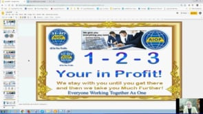 As Simple as 1,2,3 Your In Profit Real Business, Real System, Real People. Mega Bonus Webinar Replay 1st April 2019