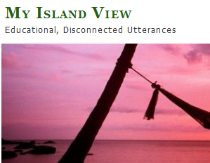 My Island View by Tom Whitby