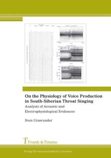 On the Physiology of Voice Production in South-Siberian Throat Singing