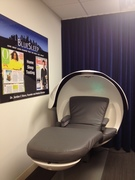 Nap Pod at BlueSleep, New York City