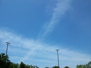 chemtrail cloud bank forming (1 out of 3)