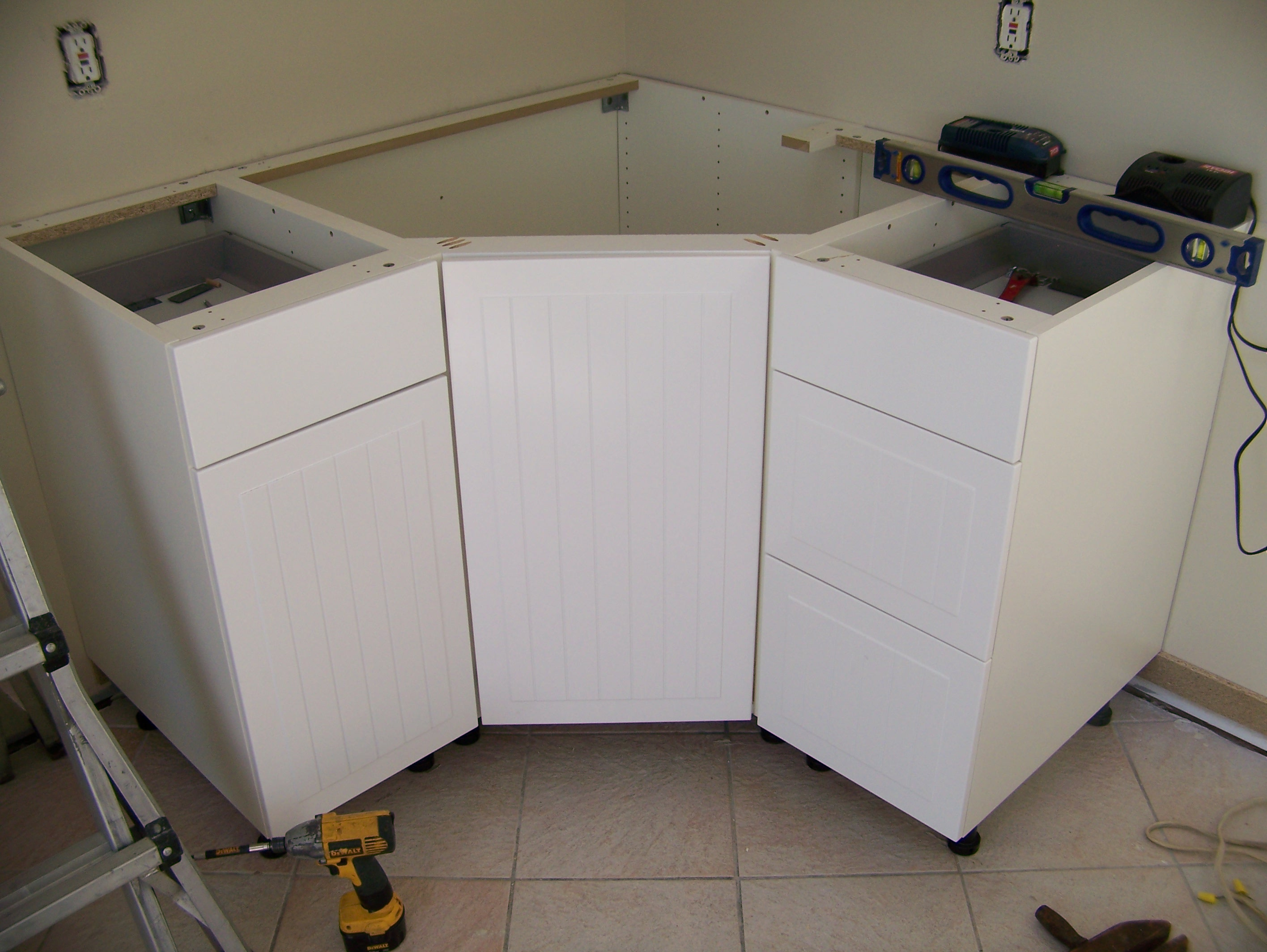 Kitchen Cabinet Modifications Kreg Owners Community