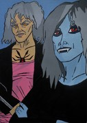 Luperca (Wolf Mother) and (Hydre Vampire) Maggie Moore