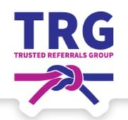 Trusted Referrals Breakfast, Copthorne