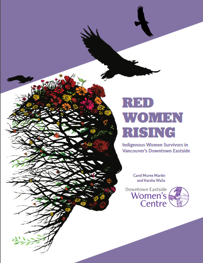 Red Women Rising:  Indigenous Women Survivors in Vancouver's Downtown Eastside