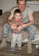 Dylan and Dad-2