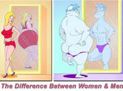 Difference between men-women