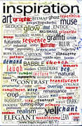 Brainstorming Poster - English