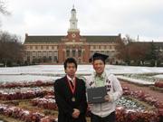 Luan's Graduation