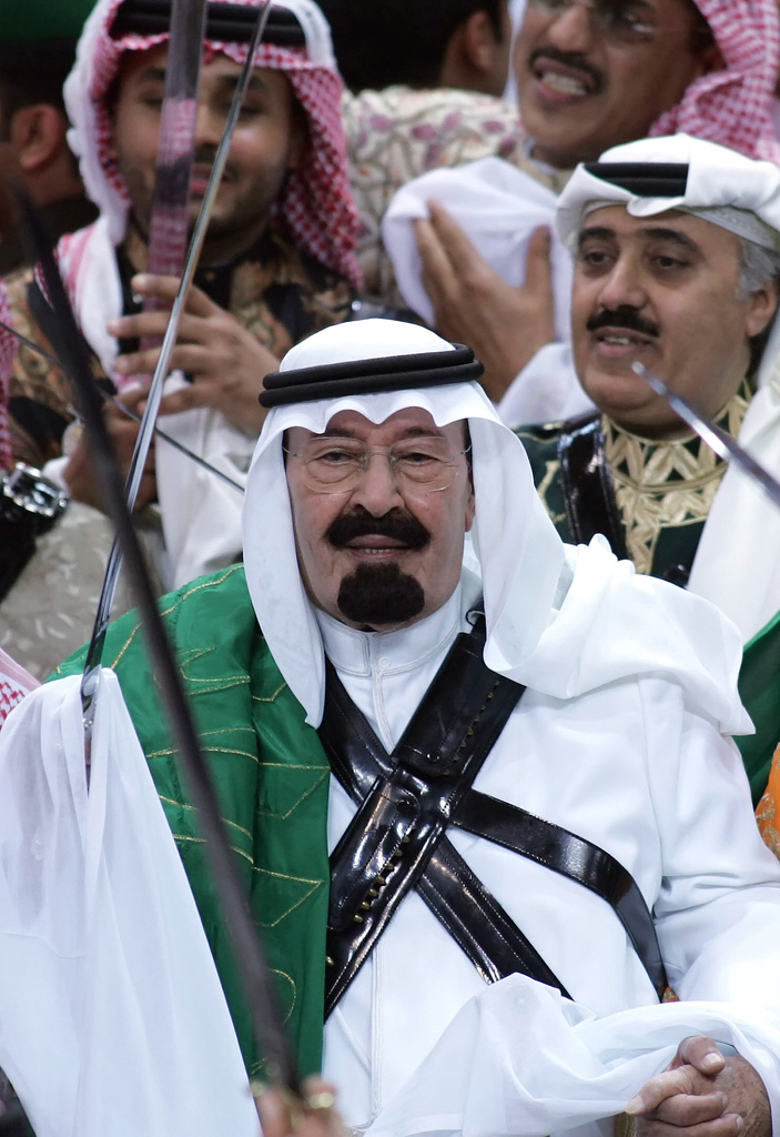 Saudi King Abdullah bin Abdul Aziz   knolstuff.com/profile/NEWS