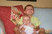 Camron & Anna Baye 07-17-08 014