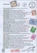 liste mailartists ICARIA / VALDOR