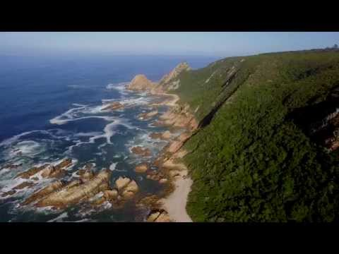 Above the Garden Route in South Africa - 4K UHD