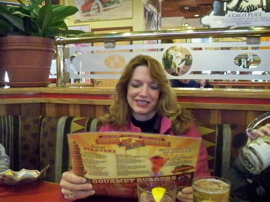 Juanita - Out to Dinner