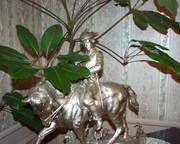 Sept 9 Silver horse
