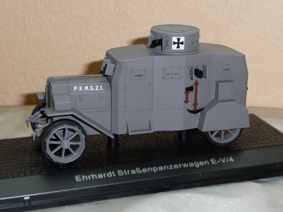 EHRHARDT Strassenpanzerwagen E-V/4.