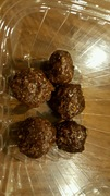 CASHEW FUDGE BALLS