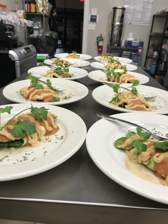 2018 Challenge Celebration Dinner entree pic