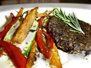 Saulsbury Meatless Steak Dinner