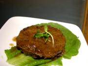 Meatless Steak Burger