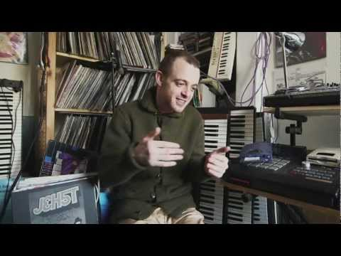 DJ Harry Love's Records - Ikea Promotional Video