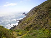 Along the Coastal Trail