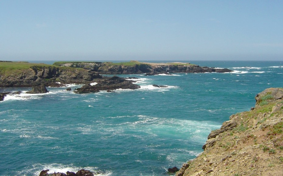 Mendocion Coastal Shelf