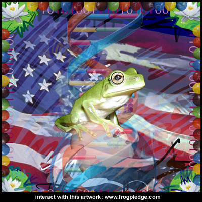 The Frog Pledge