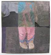 Doll Feet (Collage 1)