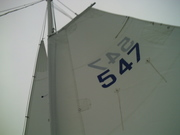 Great sail shape