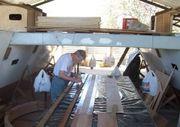 PHEFO - work between the hulls