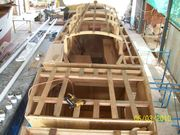 PHEFO's deck and cabin top structure