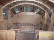Phefo - deck salon inside structure