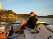 Autumn, Lake Champlain