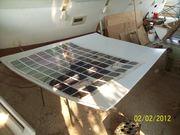 solar panel on bimini
