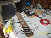 Making LED lights