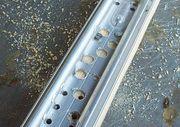 fastening detail yard