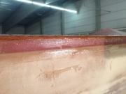 Tiki 46 Hardwood Protection glassed