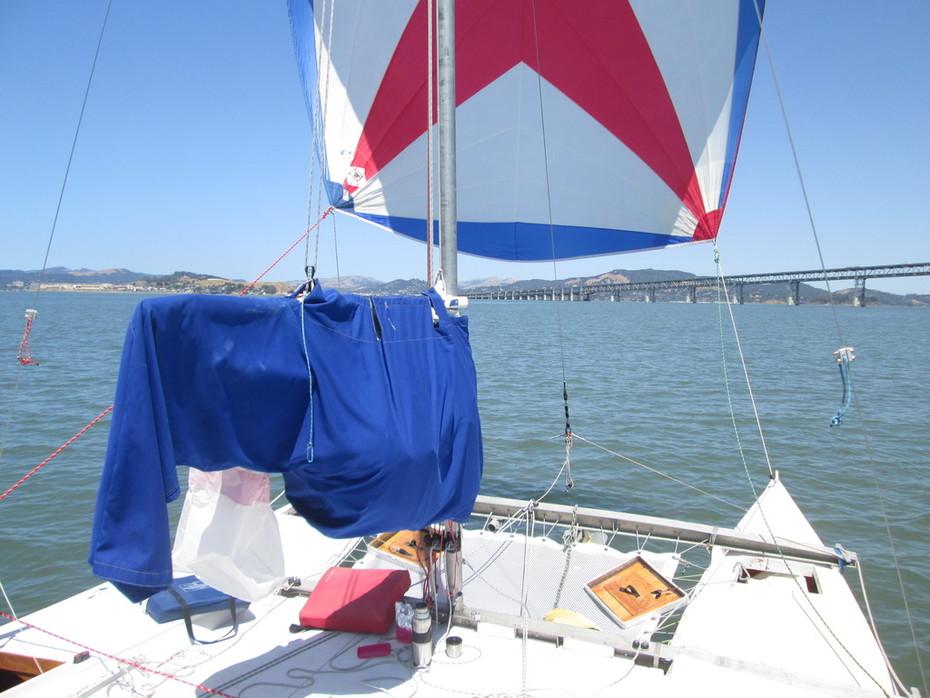 Lazy sailing