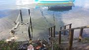 Start of dock