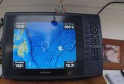 10.3knots in 13.9knts of wind, reaching. We covered 100nm+ in 12hrs, we were flying the reacher and the mainsail all day day. Philippines to Palau