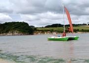 Beach cruising - Tiki 21