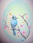 Blue Jay, Don't Fly Away
