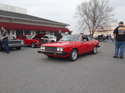 Country Cruisers Of Lebanon County April 2019 Lancia Beta
