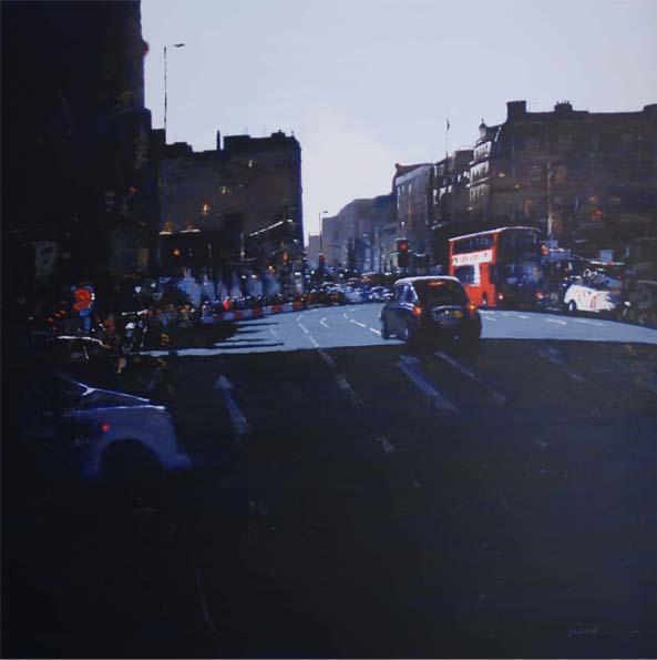 New Oxford street London.