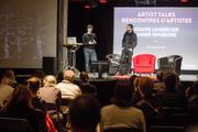 Artist talks with Joanie Lemercier et James Ginzburg