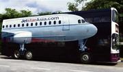 【到亞洲坐飛機比較快!】