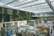 Daglicht systeem in duurzame Venco Campus in Eersel